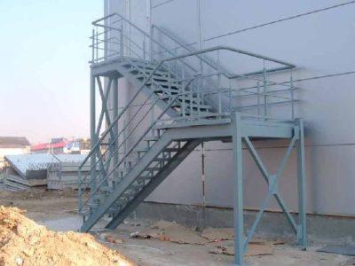 Лестница промышленная